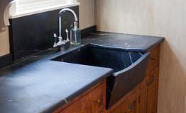 Bucks County Soapstone Sinks