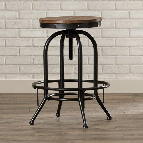 Doonesbury Swivel Bar Stool