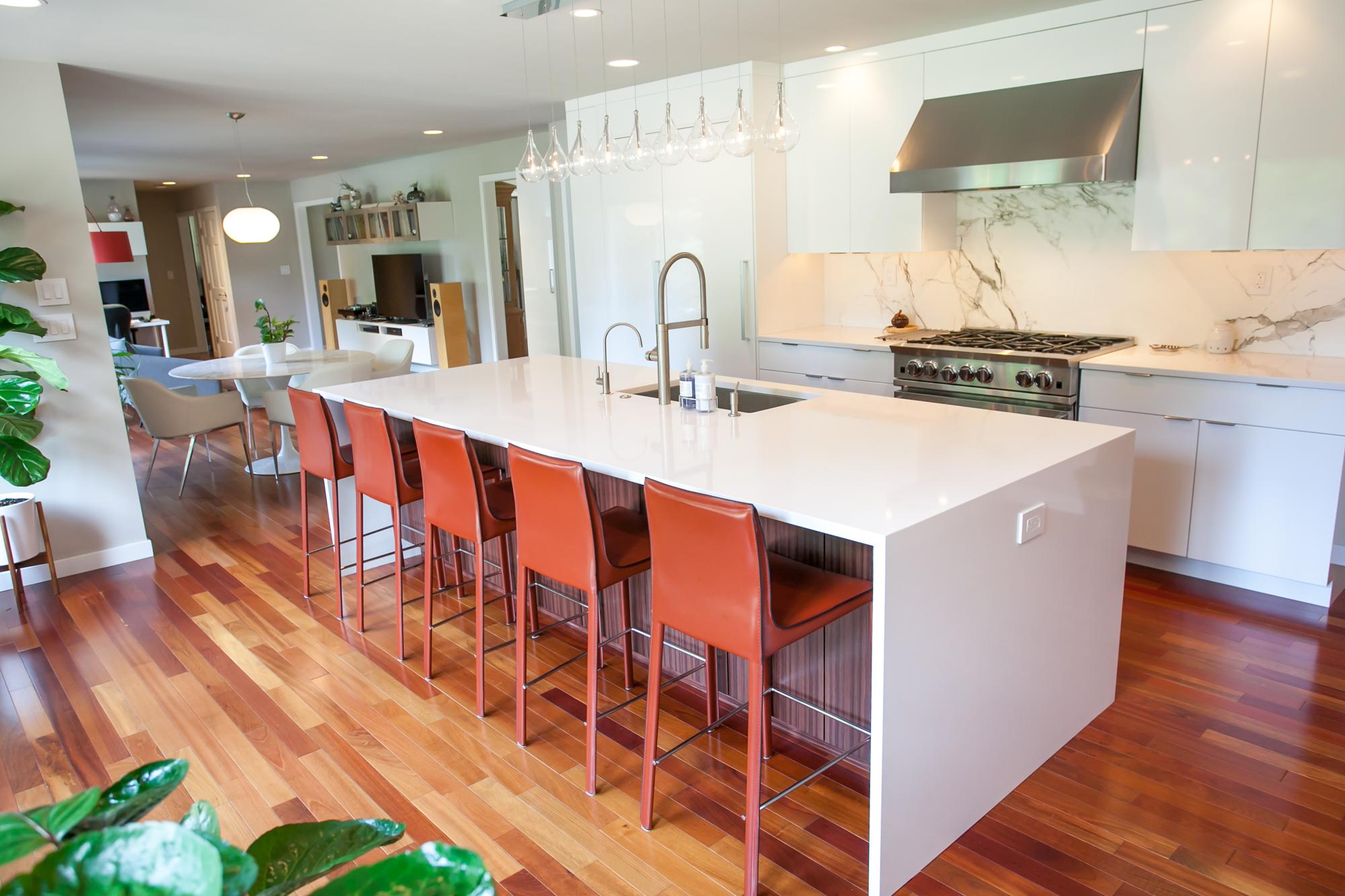 Rosewood Grove Contemporary